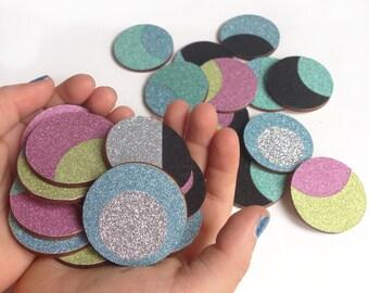Glittery Wooden Memory Game - #makeforgood 2 - Games to go