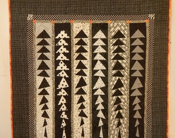 Trees wall hanging