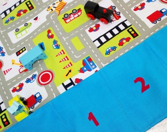 Nomadic personalized car mats large model-children's games