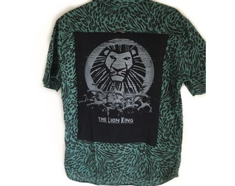 Circle of Life - Lion King Short Sleeve