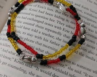 Harry Potter themed Bracelet set