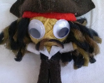 Jack Sparrow String Doll (Pirates of the Caribbean)