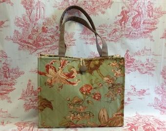 Tote bag, shoulder bag, shopping bag, craft bag