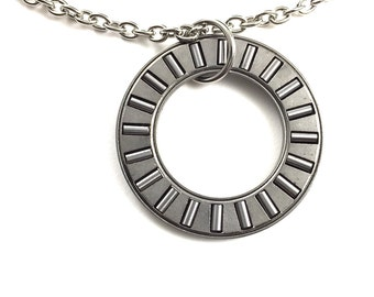 Pendant Necklace Unisex Hardware Jewelry
