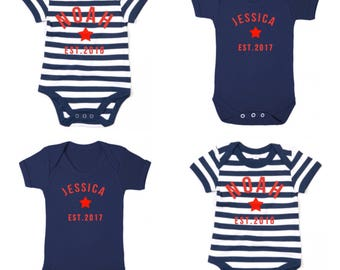 Personalised Baby grow | Personalised Baby Gift | Gift ideas for babies | Gift ideas for kids | Gift ideas for Baby | Baby Fashion