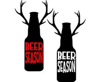 Beer Season Svg File Etsy