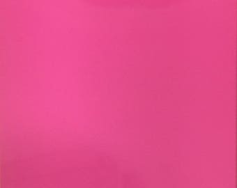 Fuchsia Shiny Patent Glossy Faux Leather Heavy Duty Upholstery Vinyl Fabric - BTY