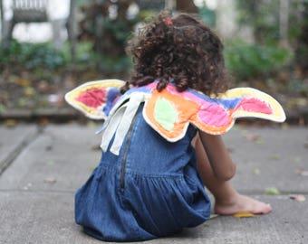 Paint to Wear - Butterfly or Fairy Wings