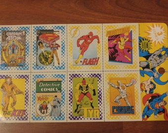 1987 DC Comic Book Trading Cards