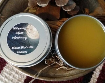 Herbal First Aid Ointment