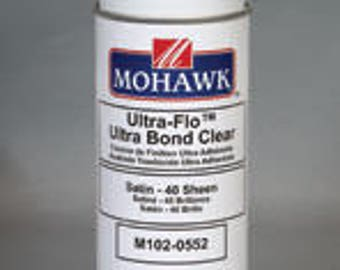 Ultra-Flo Ultra® Bond Clear Satin 40 Sheen