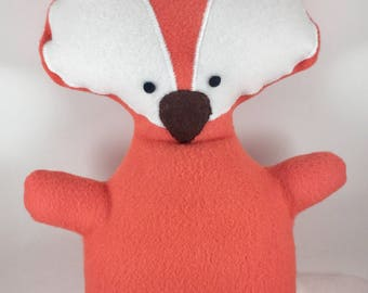 Plush Red Fox