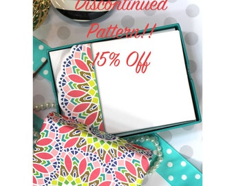 Anna Griffin Maude Asbury Geofabulous Collection - Correspondence Cards  - 20 Cards Plus Coordinating  Lined Envelopes