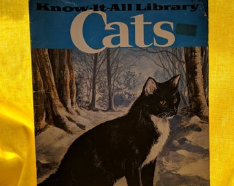 Vintage CATS book!
