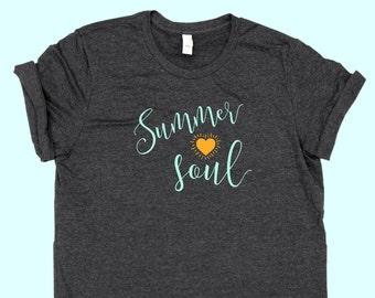 Summer Soul - SHIRT