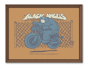 Black Angels Poster