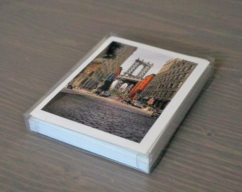 Brooklyn Note Card Assortment, Gift Boxed.