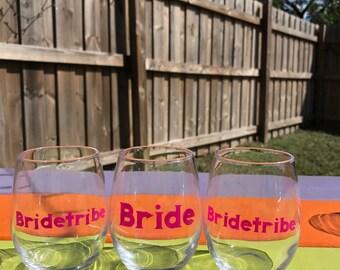 BrideTribe Wine Glass 9oz