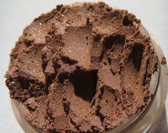 Blush Beige Brown Mineral Eyeshadow  | Shimmers | Loose Pigments | Vegan Eye Shadow-Earth