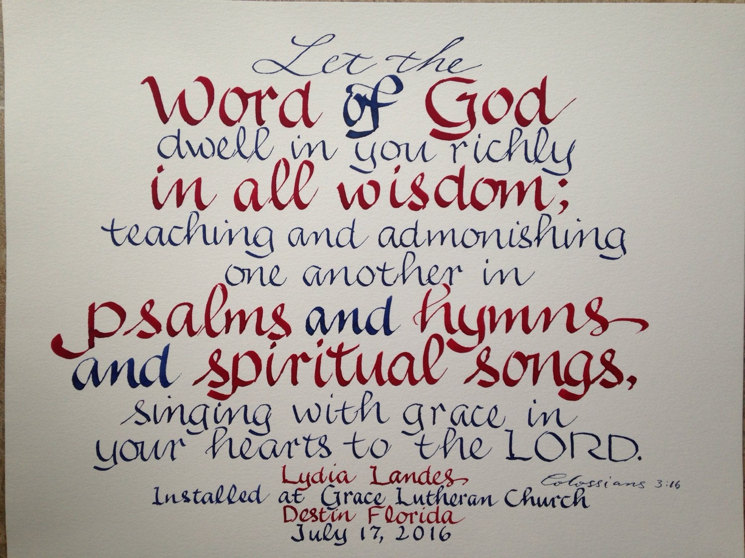 Religious wall art music minister gift worship leader gift zoom negle Gallery