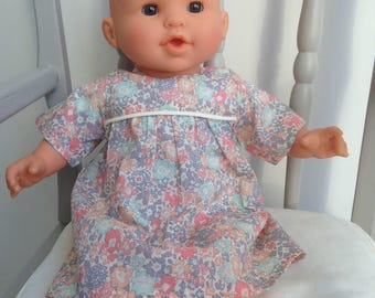 Baby Doll Dress in Liberty Fabric