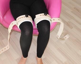 Klinikfixierung Thigh Restraint Set with Straps