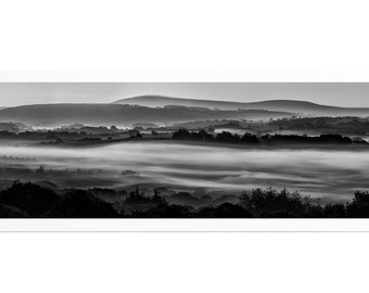 Misty morning, Fine Art print signed and numbered