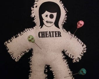 Cheater Voodoo Doll - Female