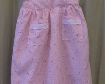 Special occasion little girl's dress