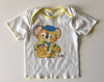 1984 Kirby Koala Tee (6/12 months)