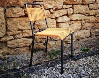 Chair #2 scoubidou