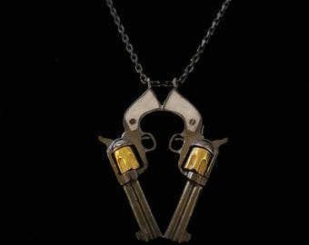 Smith Wesson necklace