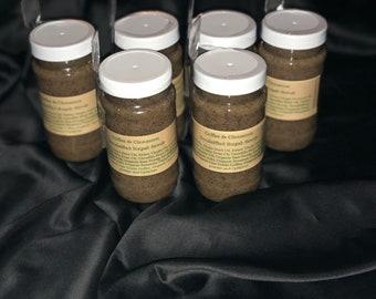 Coffee & Cinnamon Sugah Scrub