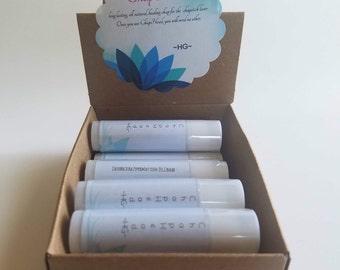 Chapstick- Herbal Chapstick - lip balm
