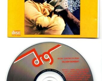 Salaam Bombay soundtrack CD