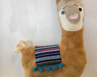 LLAMA  ALPACA Stuffed Animal Toy Plush Ready To Ship!