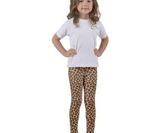 Hot-Pattern Kid's leggings
