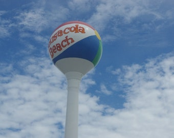 Pensacola Beach Ball