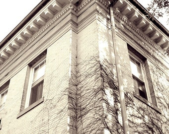 Architecture Photo Ivy League building Award Winner 8x10 Signed Print Wall art fine Photography Print