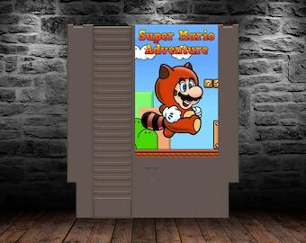 Super Mario Adventure - All-New Classic Platforming Adventure Hero - NES