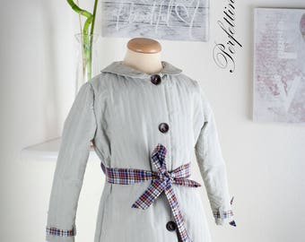 Spring Coat Trench