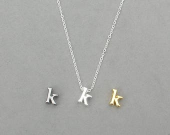 Initial k Necklaces 373