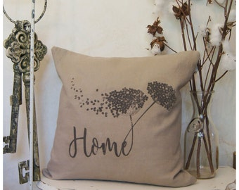 Gift for her. Farmhouse Pillow Cover. Fixer Upper Style. Magnolia Market Pillows. Home Pillow.