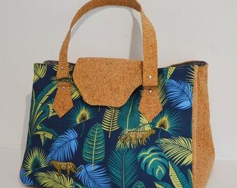 KARLIE Tropical handbag