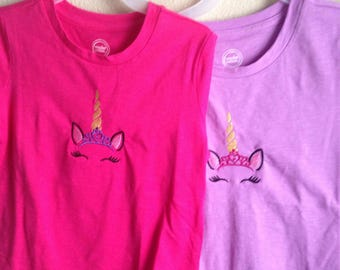Princess Unicorn shirt