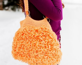 Instant Download - CROCHET PATTERN PDF - Isabelle Purse  - Crochet Purse Pattern - Permission To Sell Finished Items