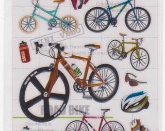 Bicycle Stickers - Mind Wave - Reference F806F1088F1440