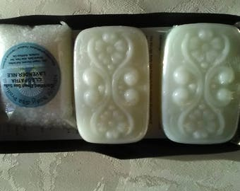 2 NDulge Soaps & Dead Sea Bath Salt