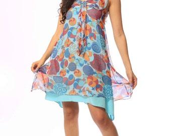 Nicole's Flowey Dress