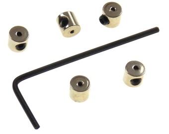 72 Silver Locking Pin Backs, Pin Keeper Locking Keepers, 6 Dozen Sets, Pinback Lock Saver Tool, Lapel Back Vest Cap Hat